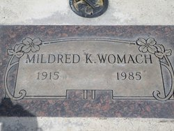 Mildred K. Womach