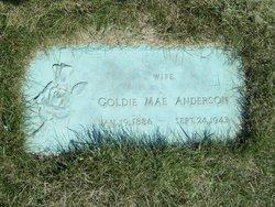 Goldie Mae <I>Nagle</I> Anderson