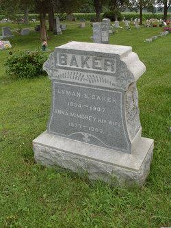 Anna M. <I>Morey</I> Baker