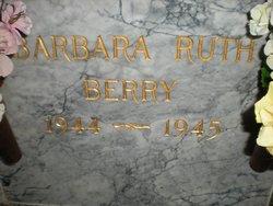 Barbara Ruth Berry