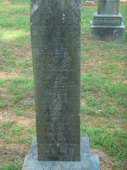 Elizabeth R. <I>Hearne</I> Russell