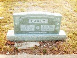 "Minnie Ruth ""Ruth"" <I>Massey</I> Baker"