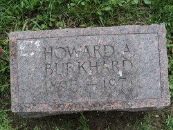 Howard Anslum Burkhard