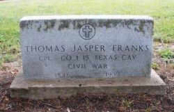 Corp Thomas Jasper Franks