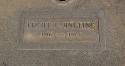 Lucile F. <I>Weise</I> Jingling
