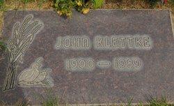 John Klettke
