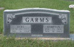 Debs Garms