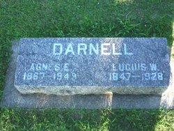 Agnes M <I>Atlee</I> Darnell