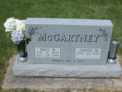 Paul Barth McCartney 1953 1999