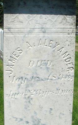 James A Alexander