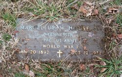 Marcellus W House