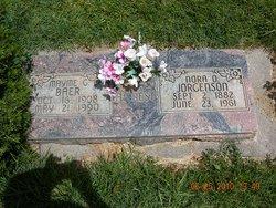 Mamie Gertrude <I>Latimer</I> Baer