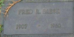 Fred Robert Baese