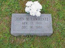 John Mayford Lawrentz