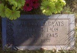 Aubrey James Deats
