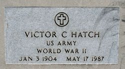 Victor C Hatch
