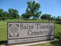 Saint Timothy Cemetery Old