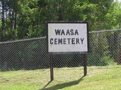 Waasa Cemetery