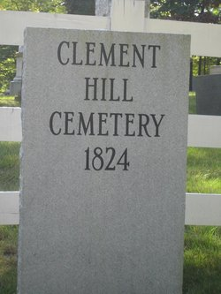 Clement Hill Cemetery