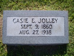 Casie E <I>Kilgore</I> Jolley