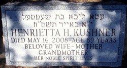 Henrietta H. Kushner