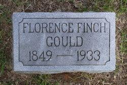 Florence <I>Sterne</I> Gould