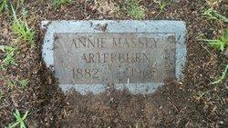 Annie <I>Massey</I> Arterburn