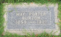 May H. <I>Porter</I> Burton