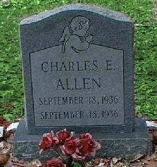 Charles E Allen