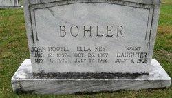 Ella Laura <I>Key</I> Bohler
