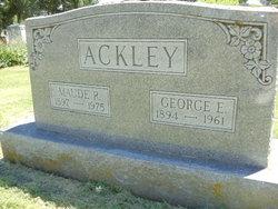 George Earl Ackley