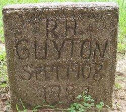 Rufus Holland Guyton