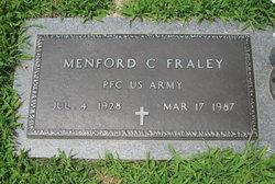 Menford Coronder Fraley