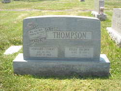 "Vernard ""Tommy"" Thompson"