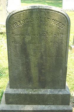 Francis Huff Reed