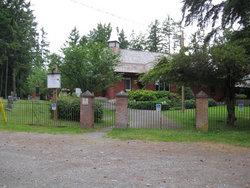 Saint John The Baptist Anglican Church Cemetery