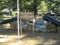 Myles Standish Burying Ground