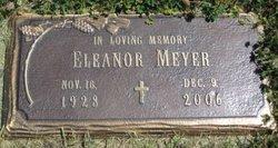 Eleanore <I>Raunio</I> Meyer