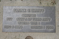 Frank Everett Elliff