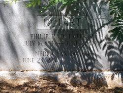 Philip Pepper DuTart, Jr