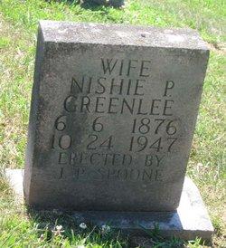 Nishie <I>Phillips</I> Greenlee