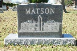 Cecelia J Matson