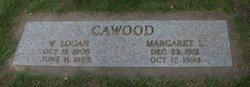 Margaret Louise <I>Hosking</I> Cawood
