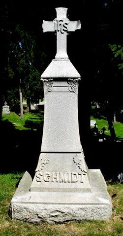 Catherine <I>Homrich</I> Schmidt