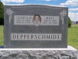 Mary Catherine <I>Lang</I> Depperschmidt