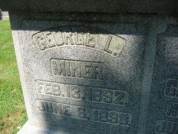 George Louis Miner