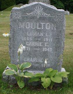 Charlie E Moulton