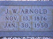 Jones Washington Arnold