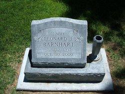 "Leonard J. ""Jimmy"" Barnhart"