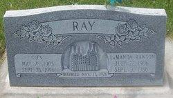 LaManda <I>Rawson</I> Ray
